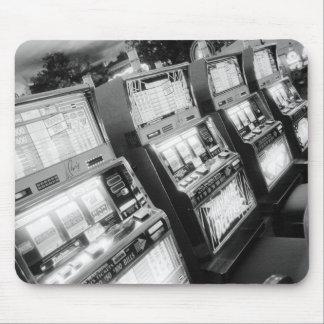 USA, Nevada, Las Vegas: Casino Slot Machines / Mouse Mat