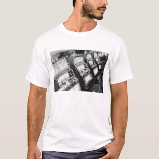 USA, Nevada, Las Vegas: Casino Slot Machines / T-Shirt