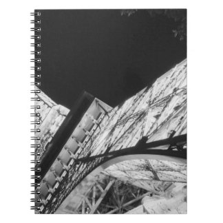 USA, Nevada, Las Vegas: Eiffel Tower / Paris Notebook