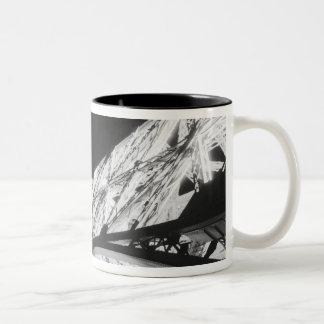 USA, Nevada, Las Vegas: Eiffel Tower / Paris Two-Tone Coffee Mug