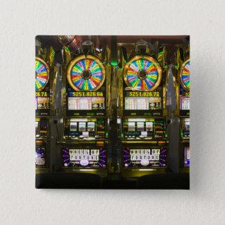 USA, Nevada, Las Vegas. McCarran International 15 Cm Square Badge