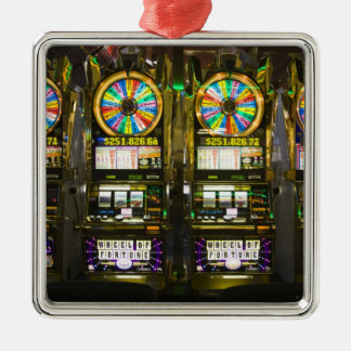 USA, Nevada, Las Vegas. McCarran International Christmas Ornament