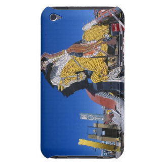 USA, Nevada, Las Vegas, signs in junkyard iPod Touch Cover