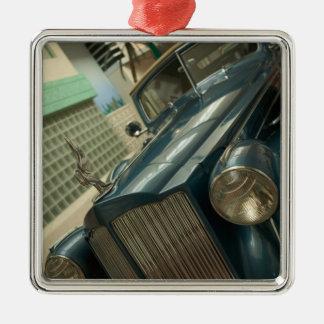 USA, Nevada_Reno: National Automobile Museum Christmas Ornament