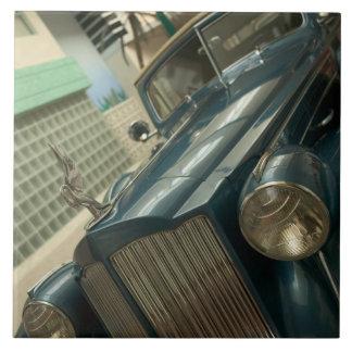 USA, Nevada_Reno: National Automobile Museum Tile