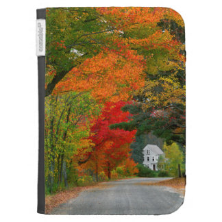 USA, New England, New Hampshire, Andover Kindle 3G Cases