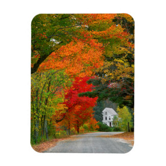 USA, New England, New Hampshire, Andover Flexible Magnet