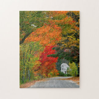 USA, New England, New Hampshire, Andover Puzzles