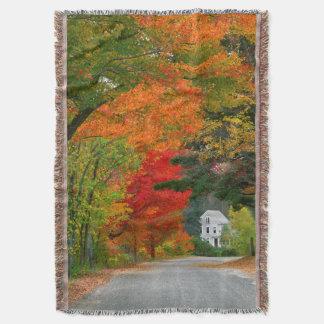 USA, New England, New Hampshire, Andover