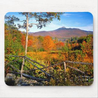 USA, New England, New Hampshire, Chocorua Mouse Pad