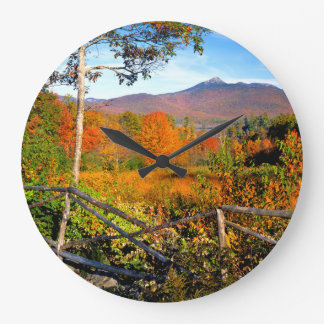 USA, New England, New Hampshire, Chocorua Wall Clocks