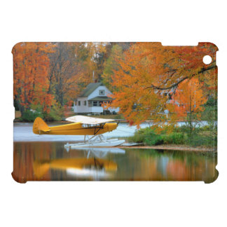 USA, New England, New Hampshire. Float Plane Case For The iPad Mini