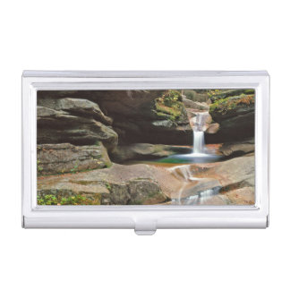 USA, New England, New Hampshire, White Mountains Business Card Cases