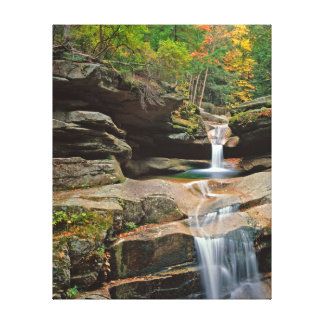 USA, New England, New Hampshire, White Mountains Stretched Canvas Prints