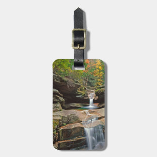 USA, New England, New Hampshire, White Mountains Luggage Tag