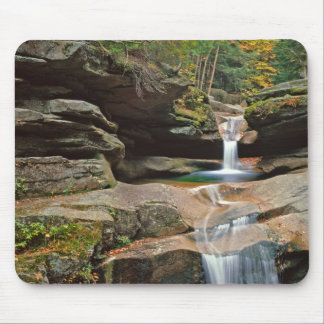 USA, New England, New Hampshire, White Mountains Mouse Pads