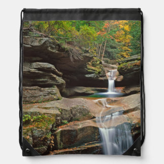 USA, New England, New Hampshire, White Mountains Cinch Bags