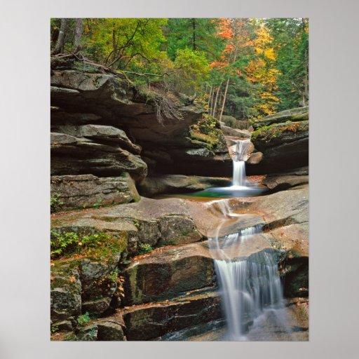 USA, New England, New Hampshire, White Mountains Poster