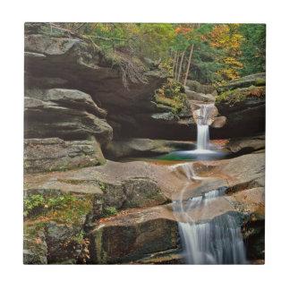 USA, New England, New Hampshire, White Mountains Ceramic Tiles