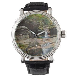 USA, New England, New Hampshire, White Mountains Wristwatches