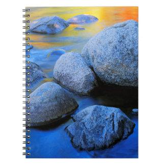 USA, New Hampshire, White Mountain National Spiral Note Books