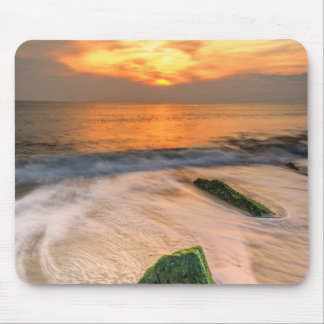 USA, New Jersey, Cape May. Scenic On Cape May 2 Mouse Mat