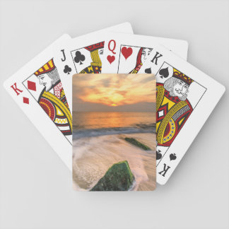USA, New Jersey, Cape May. Scenic On Cape May 2 Playing Cards