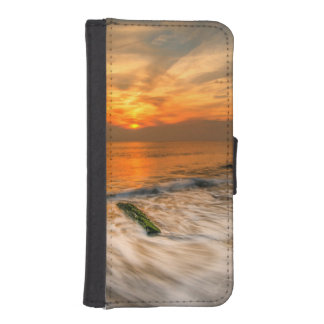 USA, New Jersey, Cape May. Scenic On Cape May 4 iPhone SE/5/5s Wallet Case
