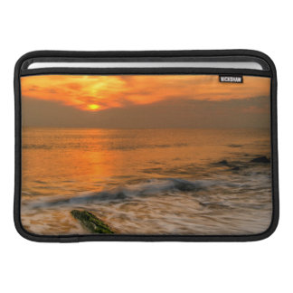 USA, New Jersey, Cape May. Scenic On Cape May 4 Sleeve For MacBook Air