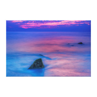 USA, New Jersey, Cape May. Scenic On Cape May Canvas Print