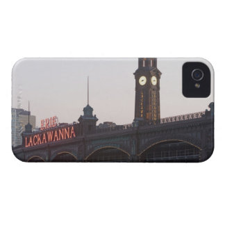 USA, New Jersey, Hoboken, old train station iPhone 4 Case-Mate Case