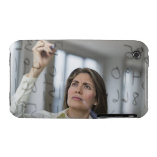 USA, New Jersey, Jersey City, Businesswoman Case-Mate iPhone 3 Cases