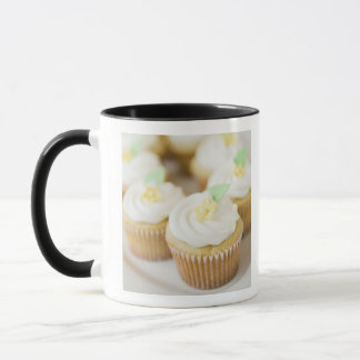 USA, New Jersey, Jersey City, Close up cupcakes Mug