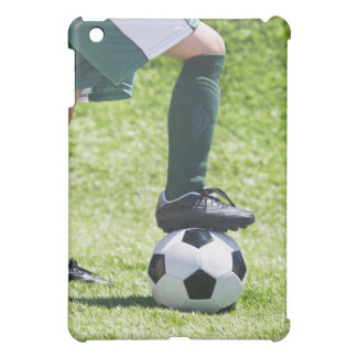 USA, New Jersey, Jersey City, Close up of girl's iPad Mini Cases