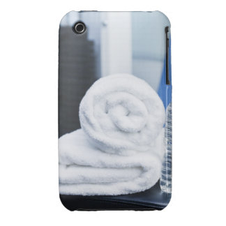 USA, New Jersey, Jersey City, Close up of towel iPhone 3 Cases