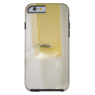 USA, New Jersey, Jersey City, Close-up view of Tough iPhone 6 Case