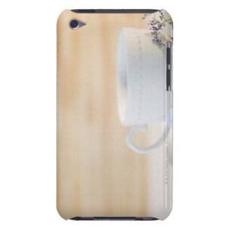 USA New Jersey Jersey City cup and saucer iPod Touch Case-Mate Case