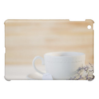 USA, New Jersey, Jersey City, cup and saucer iPad Mini Cover