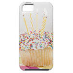 USA, New Jersey, Jersey City, Cupcake with Tough iPhone 5 Case