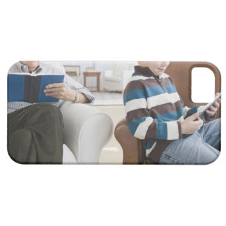 USA, New Jersey, Jersey City, grandfather iPhone 5 Cover