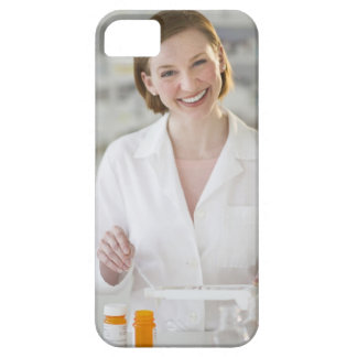 USA, New Jersey, Jersey City, pharmacist 2 Barely There iPhone 5 Case