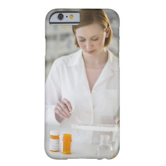 USA, New Jersey, Jersey City, pharmacist Barely There iPhone 6 Case
