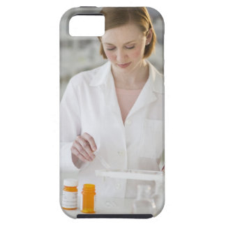 USA, New Jersey, Jersey City, pharmacist Case For The iPhone 5