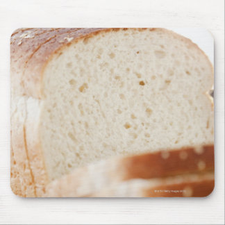 USA, New Jersey, Jersey City, Sliced bread Mouse Mat