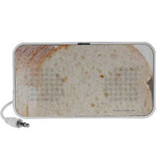 USA, New Jersey, Jersey City, Sliced bread iPod Speakers