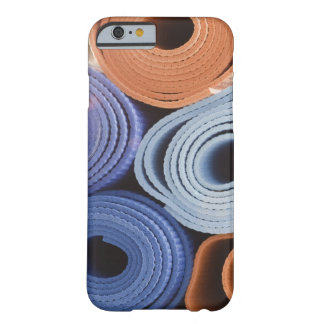USA, New Jersey, Jersey City, Stack of exercise Barely There iPhone 6 Case