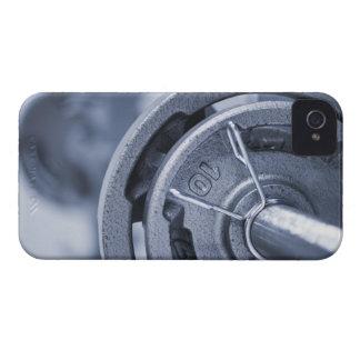 USA, New Jersey, Jersey City, Ten kilos weights iPhone 4 Case