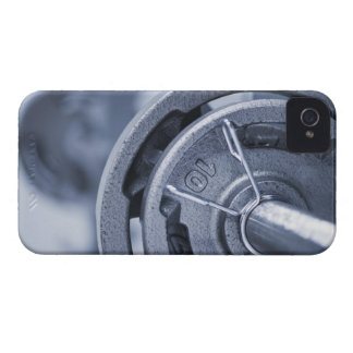 USA, New Jersey, Jersey City, Ten kilos weights iPhone 4 Cover