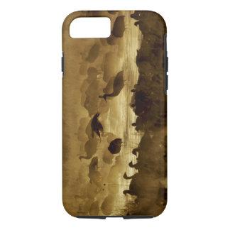 USA, New Mexico, Bosque del Apache National 2 iPhone 8/7 Case