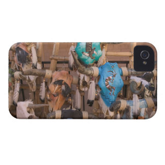 USA, New Mexico, Santa Fe: Downtown Santa Fe, iPhone 4 Case